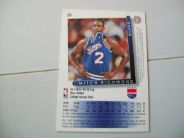 CARTE BASKET NBA UPPER DECK ´93-´94 N°23 - Basketball - NBA