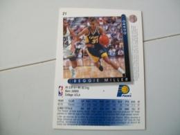 CARTE BASKET NBA UPPER DECK ´93-´94 N°21 - Basketball - NBA