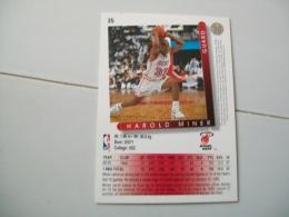 CARTE BASKET NBA UPPER DECK ´93-´94 N°35 - Basketball - NBA