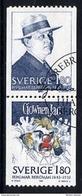 SWEDEN 1983Helmar Bergman Centenary Used.  Michel 1249-50 - Sweden