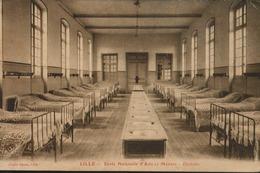 Lille - Ecole Nationale D' Arts Et Métiers (Dortoirs) - Lille