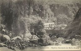 Reunion Island, HELL-BOURG, Station Thermale (1899) Messageries Maritimes - Reunion