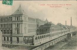 Lille - Ecole Nationale D' Arts Et Métiers (Façade Postérieure) - Lille