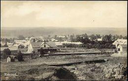 South Africa, ESTCOURT, Panorama, Dairy (1930s) RPPC Postcard - Zuid-Afrika