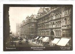 Lancs, MANCHESTER, Deansgate (1898) Photographicum