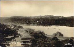 South Africa, PORT SHEPSTONE, Umzimkulu River (1930s) RPPC Postcard - Zuid-Afrika