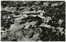 Rhodesia, Aerial View Of Victoria Falls Hotel (1930s) RPPC - Zambia