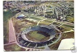 Tunisia, TUNIS, Cité Olympique, Olympic STADIUM (1974) - Tunisia