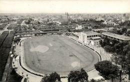 Morocco, CASABLANCA, Aerial View STADIUM, Stade (1960s) RPPC - Casablanca