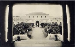 Rhodesia, Victoria Falls Hotel (1930s) RPPC - Zimbabwe