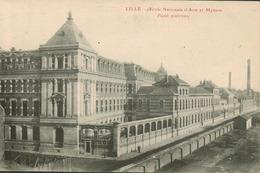 Lille - Ecole Nationale D' Arts Et Métiers (Lot De 3 Cartes Postales) Voir Scan - Lille