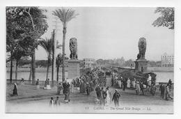 DC 513 - Cairo -  The Great Nile Bridge - LL 93 - Kairo