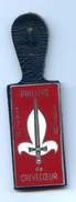 326 (02) - PROMOTION PHILIPPE DE CREVECOEUR - 1479 1979 - EOR COET - Insignes & Rubans