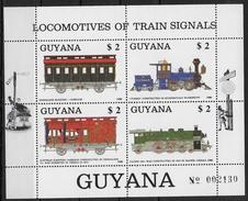 GUYANE    BF    * *   Trains - Trains