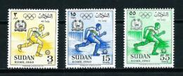 Sudán  Nº Yvert  128/30  En Nuevo - Sudan (1954-...)