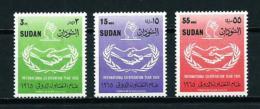 Sudán  Nº Yvert  177/9  En Nuevo - Sudan (1954-...)