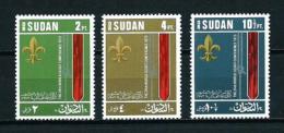 Sudán  Nº Yvert  269/71  En Nuevo - Sudan (1954-...)