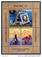 R.S. KRAJINA 1997  PACIFIC ´97 Exhibition Unissued Block MNH / **.  Michel Block I - Croatia