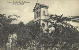 Seychelles, MAHE VICTORIA, Roman Catholic Cathedral (1910s) - Seychelles