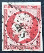 D12 N°17 Bureaux De Paris KS ROMAINES - Marcophilie (Timbres Détachés)