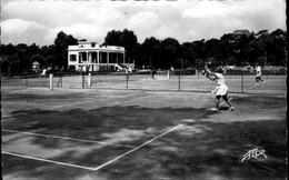 44 - LA BAULE - Cours De Tennis - La Baule-Escoublac