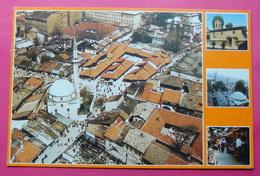 1970 BOSNIA AND HERZEGOVINA- CITY OF SARAJEVO BASCARSIJA, USED - Bosnie-Herzegovine