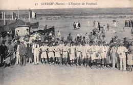 ¤¤  -  42  -  MAROC  -  GUERCIF  -  L'Equipe De Foot-Ball    -  ¤¤ - Marokko