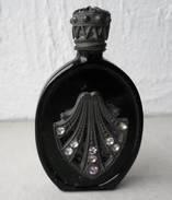 Ravissante Miniature  Ou Mini Flacon Sans Nom  ? Non Siglée   ?   6 Cm - Miniature Bottles (without Box)