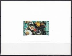 Polynesia Sc458 Local Food, Papaya Poe, Alimentation, Deluxe Proof, Epreuve - Ernährung