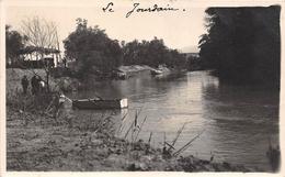¤¤  -  JORDANIE    -   Carte-Photo   -   Vue Du Jourdain     -  ¤¤ - Jordanie