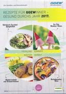 Kalender 2017 GGEW Bensheim: Rezepte Frühling Sommer Herbst Und Winter - Calendars