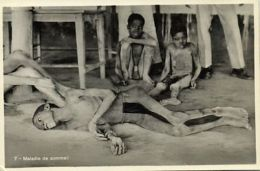 Congo, African Trypanosomiasis, Sleaping Sickness, Maladie Du Sommeil (1930s) - Ansichtskarten