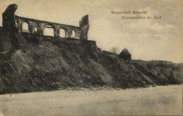 Poland, REWAL REWAHL, Church Ruins Of Hoff (1918) - Unclassified
