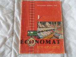 Catalogue Général 1963 économat SNCF - Zonder Classificatie