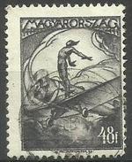 Hungary - 1933 Spirit Of Flight 48f Used    SG 558.  Sc C30