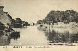China, NANJING NANKING, View On The Zienwa River (1910s) - Chine