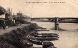 Les Bords De La Seine. - Ris Orangis