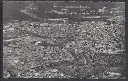 CPA CASABLANCA  Vue Du Ciel - La Ville Ancienne Et Le Port - B/TB - Ed. La Cigogne - - Casablanca
