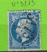 OBLIT GC N°3173 LA ROCHEFOUCAULD - CHARENTE - Marcophilie (Timbres Détachés)
