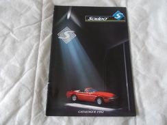 Catalogue Solido 1992 - Modélisme