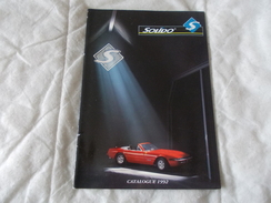 Catalogue Solido 1992 - Model Making