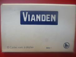 Luxembourg :VIANDEN :Carnet De 10 CARTES (V2159) - Vianden