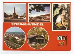 57 Moselle - Stiring Wendel Multi Vues Dont Mineurs - Otros Municipios