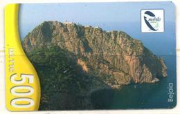 Phonecard Télécarte Algérie Algeria Phare Lighthouse Leuchtturm Phares Lighthouses Faro Farol Lanterna Fyr Telefonkarte - Algeria