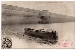 Chazilly : La Digue Du Réservoir (Editeur L. Venot, Dijon, LV N°88) - France