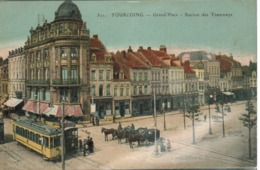 Tourcoing - Grand Place - Station Des Tramways - Tourcoing