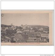ASTRATP2764CPA-LFMTESC12654 .Tarjeta Postal ASTURIAS.FABRICA DE ALFAGEME Y VISTAS DE CANDAS.De Las Escuelas A La Plaza - Escuelas