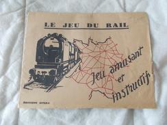 Le Jeu Du Rail Jeu Amusant Et Instructif - Other
