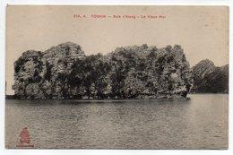 Vietnam--TONKIN--Baie D'Along--Le Vieux Mur N° 254 A éd  Dieulefils  .....à Saisir - Vietnam