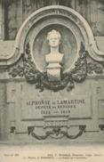 Bergues - Mairie De Bergues - Le Buste De Lamartine - Bergues